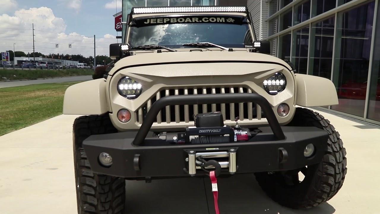 2017 jeep wrangler big bear edition
