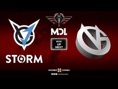 VGJ Storm vs Vici Gaming Game 1 | MDL Changsha Major | Upper Bracket Finals (Bo3)