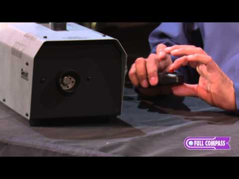 Antari Z-Stream Continuous Output Fog Machine Overview | Full Compass
