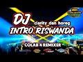 DJ INTRO RISWANDA YANG SERING DI PAKAI UNTUK AWAL CEK SOUND || CLARITY DAN HOREG