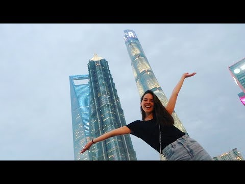 Back in Shanghai after 4 YEARS!!