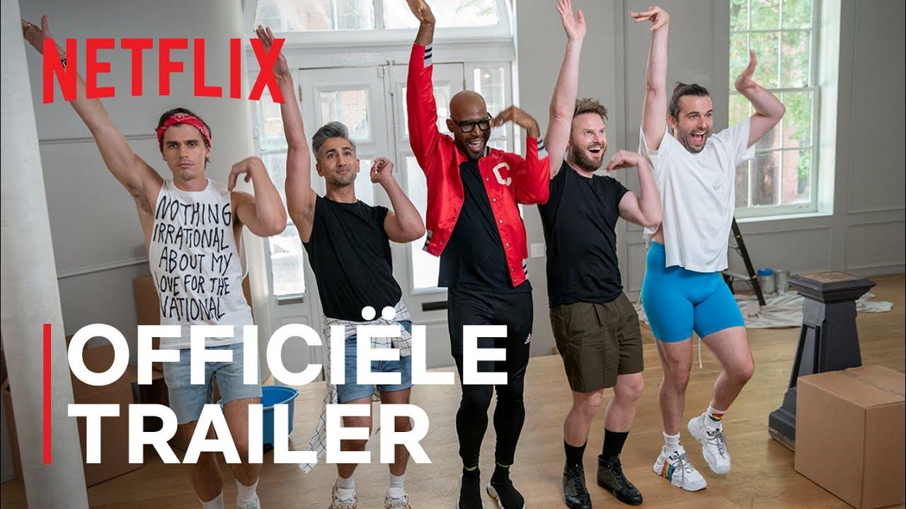 Queer Eye | Seizoen 5 - Officiële trailer | Netflix