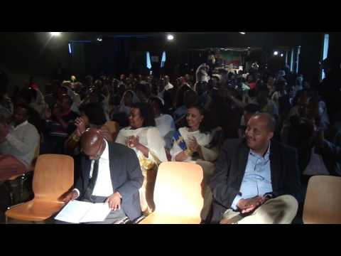 Ginbot 20 (May 28) and 5 years Ethiopian renaissance Dam Celebration in Frankfurt Germany. Part 1