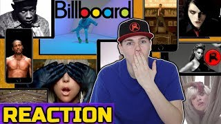 REACTION | Top 100 Music Videos of the CENTURY