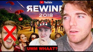 YouTube Rewind 2018: Everyone Controls Rewind | #YouTubeRewind REACTION