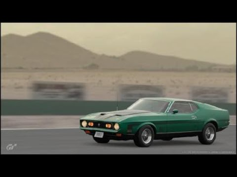 Gt Sport New Ford Mustang Mach 1 71 Febuary Update