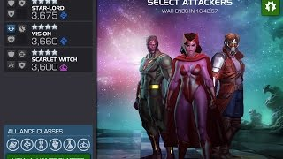 Full Alliance War Run | Marvel Contest of Champions