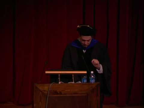 60th University of Chicago Hillel Latke-Hamantash Debate 2006 (Yitzhak Melamed Part 2)