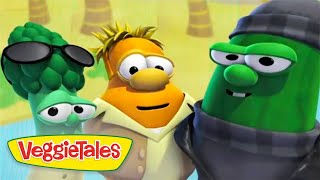 Veggietales | A Mess Down in Egypt | Silly Songs With Larry Compilation | Videos For Kids