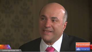 Kevin O'Leary FULL INTERVIEW - Cambridge House Int'l's Speculator Series