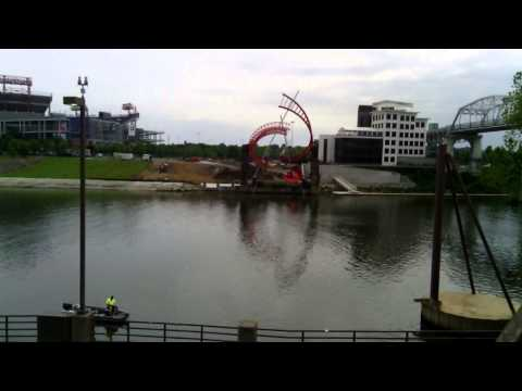 East Riverfront Park Construction Summer 2015