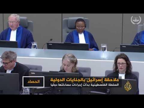 رسميا.. ملف الجرائم الإسرائيلية أمام الجنايات الدولية  - نشر قبل 13 دقيقة