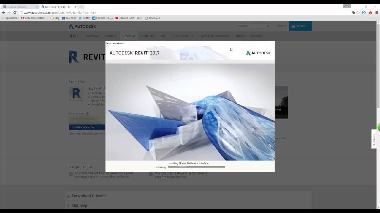 Autodesk Revit 2017- 2018 - Installation - All Languages