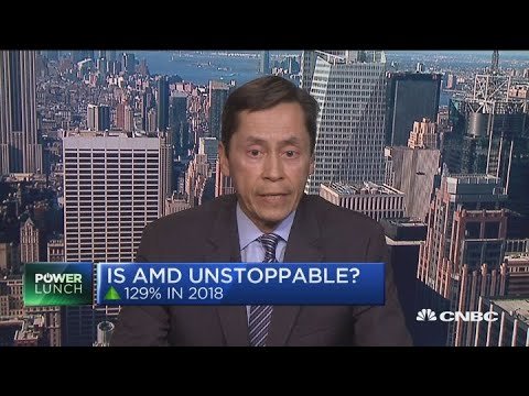 AMD has more room to run as it gains market share from Intel: Analyst