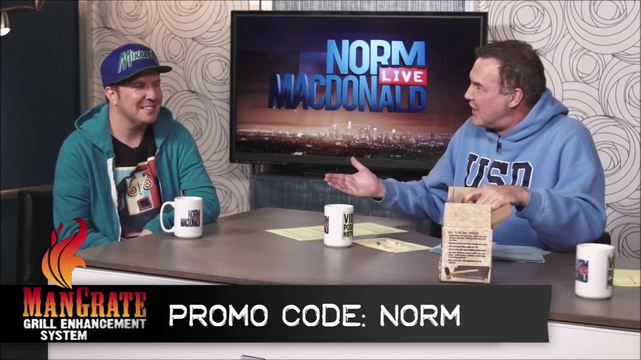Norm Macdonald - YouTube