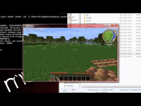 Bukkit Tutorial PermissionsEX ModifyWorld ChatManager German - Minecraft spielerkopfe bekommen