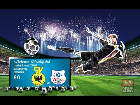 01.05.2018 / 20. Spieltag / Kreisliga B (West) / SV Rabenau-SG Weißig