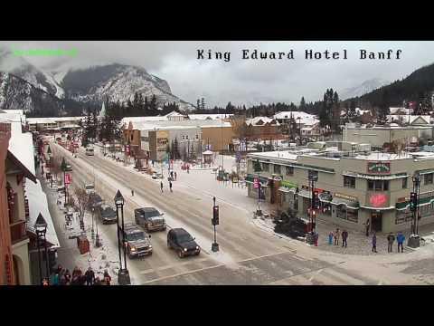 Visit Banff, Alberta