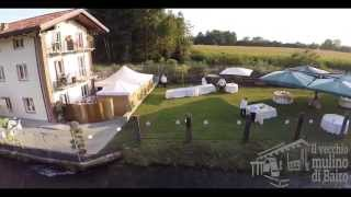 Bed And Breakfast Il Vecchio Mulino Di Bairo (to) Riprese Aeree Drone
