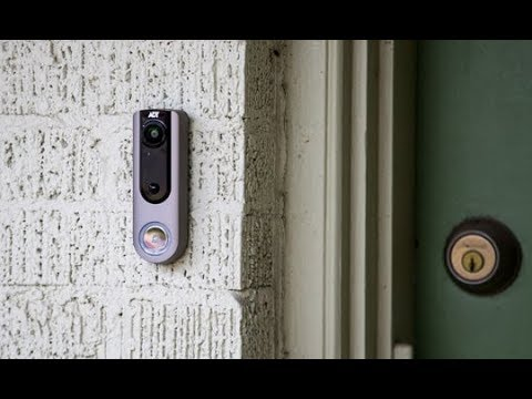 83ade4d00be65 ADT Pulse Doorbell Video Camera