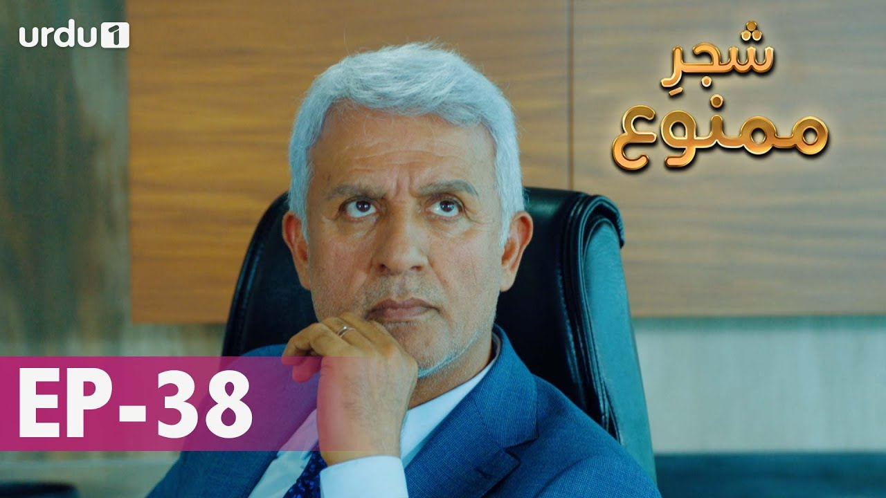 Shajar-e-Mamnu | Episode 38 | Turkish Drama  | Forbidden Fruit | Urdu Dubbing | 01 February 2021