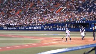 ジャイアンツ 巨人矢野 矢野謙次応援歌
