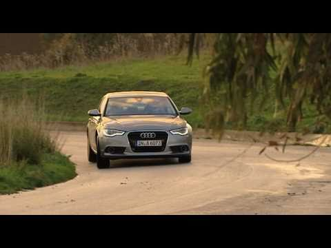2012 Audi A6 non-commercial video