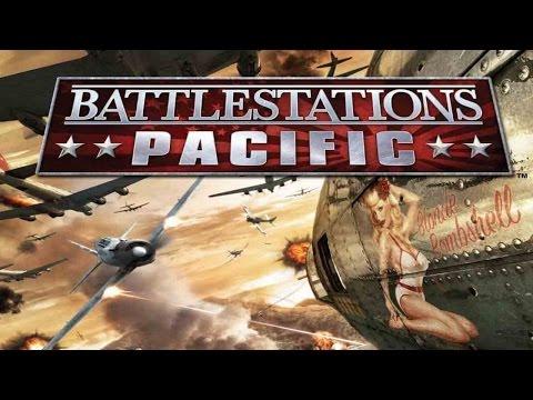 Battlestations: Pacific - Island Capture