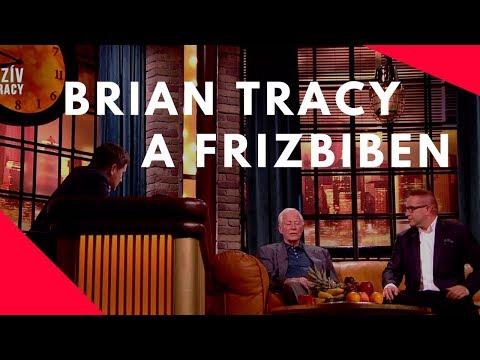 Exkluzív: Brian Tracy és Szabó Péter az Esti Frizbiben Hajdú Péterrel