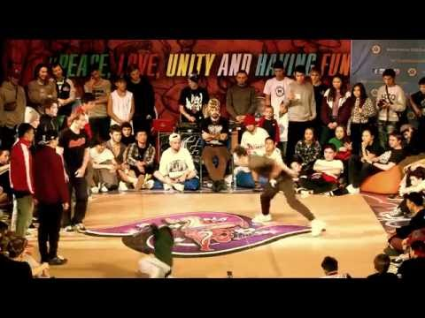 Seven2Smoke | Dance to be free 2015 | BBoy Thesis