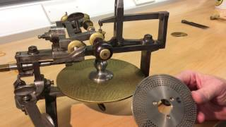 Making gears by hand without machines - Part 1 - Kosmos