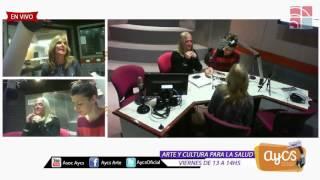 AyCS en Radio Palermo - MUMBAT - 31.05.17