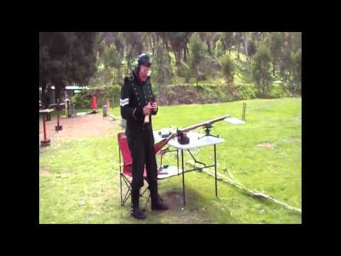 Baker rifle and Brown Bess muzzle velocities - YouTube