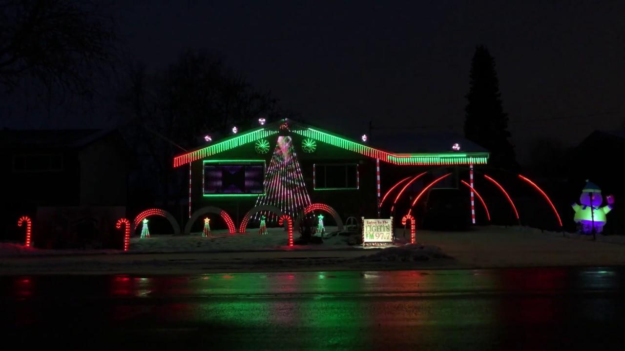 Rockin Around The Christmas Tree - YouTube