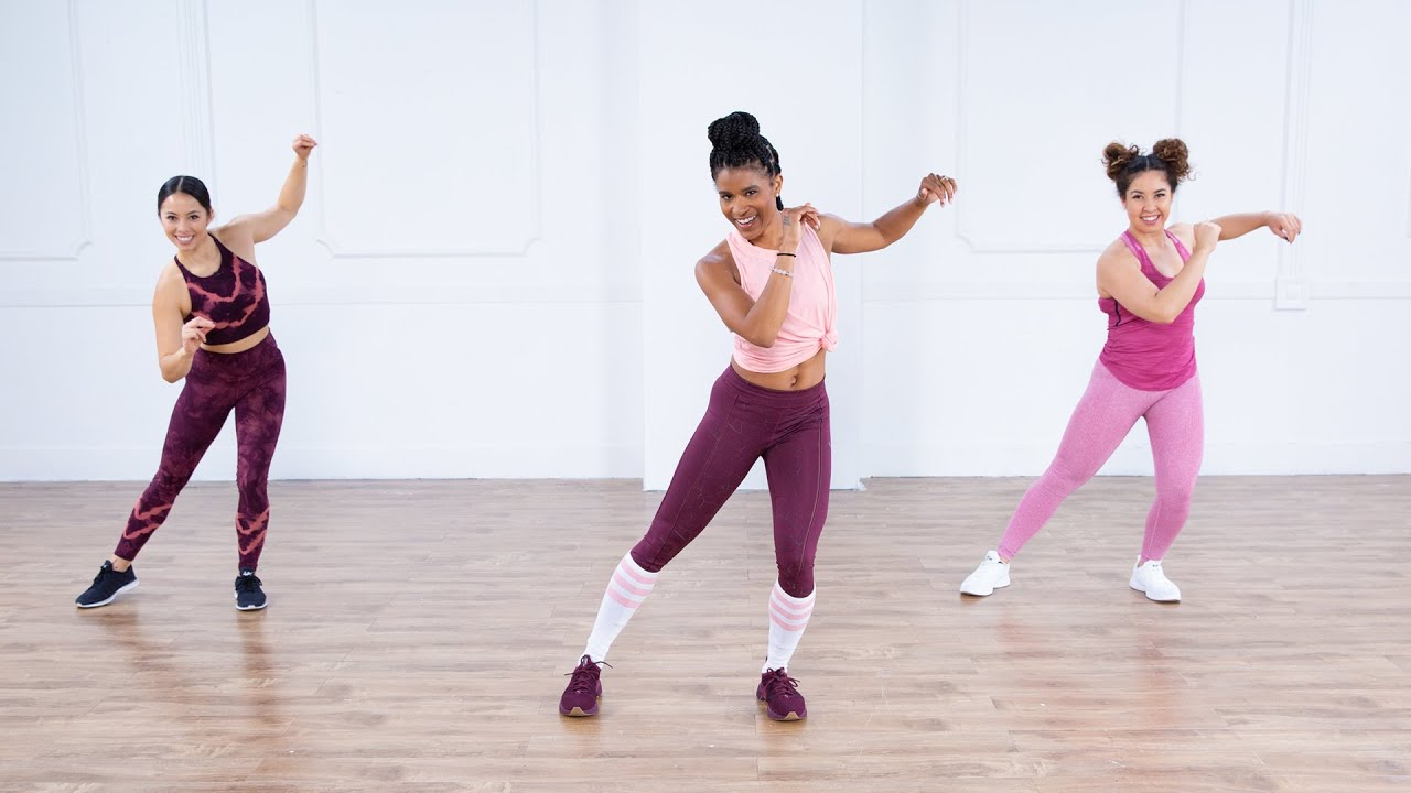 30-Minute Cardio Dance Workout With Deja Riley