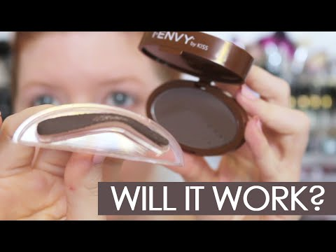 Stamp On Eyebrows?   DEMO & Review