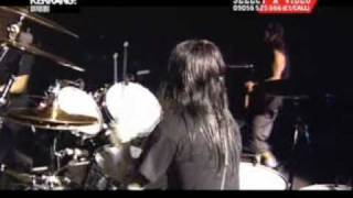 Metallica - Enter Sandman With Joey Jordison (Live @ Download Festival 06-06-2004)