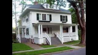 A HOME IN A PERFECT VILLAGE - COOPERSTOWN, NY