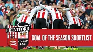 Goal of the Season 2016/17: Shortlist