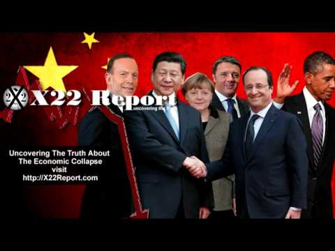 China Dumps US Treasuries While European Allies Join China's Development Bank   Episode 618
