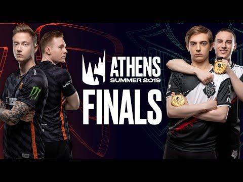 LEC Athens: Finals Tease