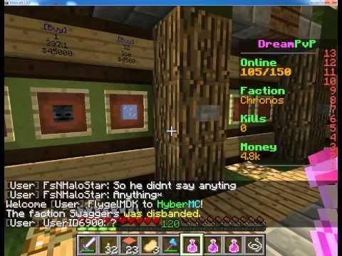 Minecraft Factions Episode 1