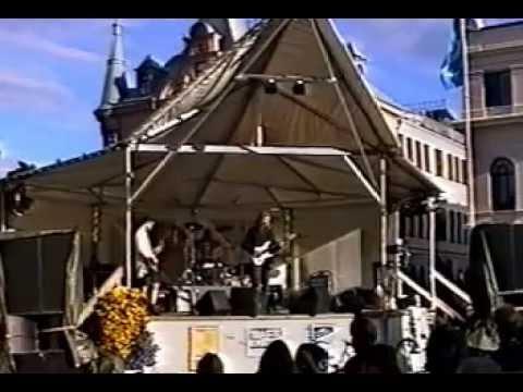TGU / Kristet Utseende - Torget, Sundsvall, tidigt 90-tal