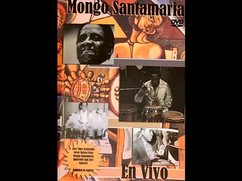 "Monga Santamaria ""En Vivo"""