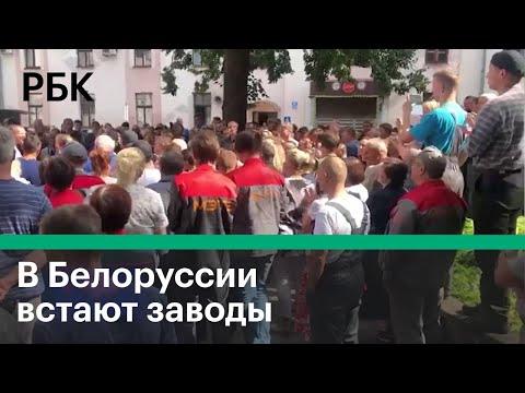 В Белоруссии началась