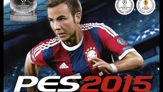 GAMEPLAY PRO EVOLUTION SOCCER 2015 1080 P PER PC!