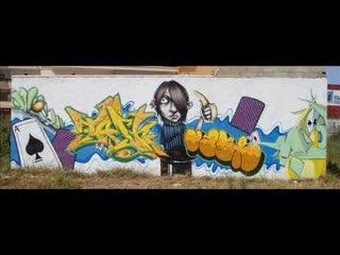 Mallorca .Graffiti Project.