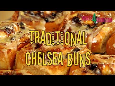 How to Make Authentic Chelsea Buns. The real and authentic Chelsea Bun Recipe.