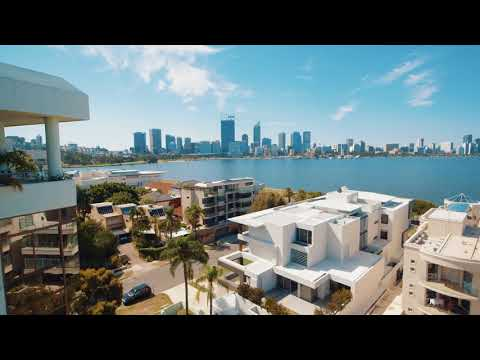 Crib Creative presents 72/34 Mill Point Road, South Perth