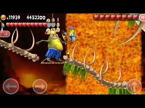 Incredible Jack: Jump And Run - Level 42 43 Boss Final